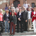 "Course ""Immunology of infections"" organized at Cantacuzino Institute (Bucharest) by Dorel Radu and Aurora Salageanu (Inst. Cantacuzino), and Armelle Phalipon, Daniel Scott Algara and Jean-Marc Cavaillon (Institut Pasteur) - May 2006"