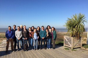 2015 MICROBIOLOGY DEPARTMENT RETREAT , Saint Brévin l'Océan France