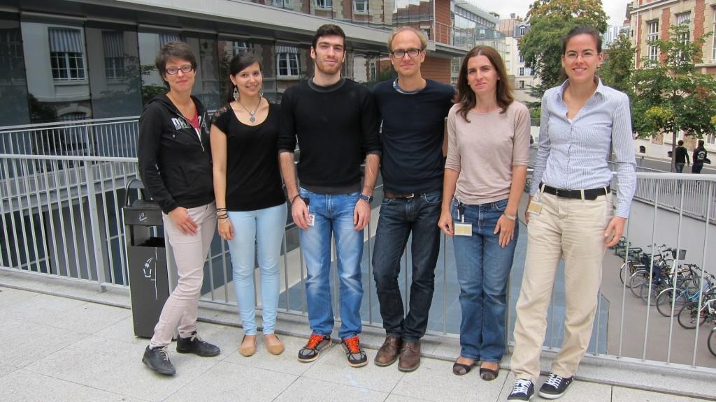 Group photo September 2015