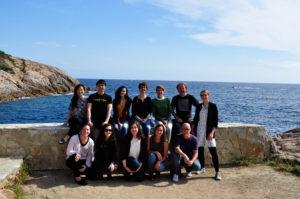 DIHP Team in 2019 Departmental retreat