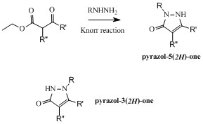 The Knorr reaction