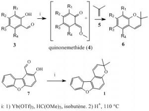 benzochromenes
