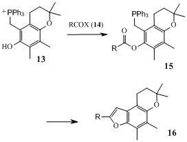 benzofurochromene 2