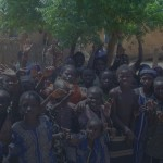 Kids in Niger. Cermes' missin in 2004.