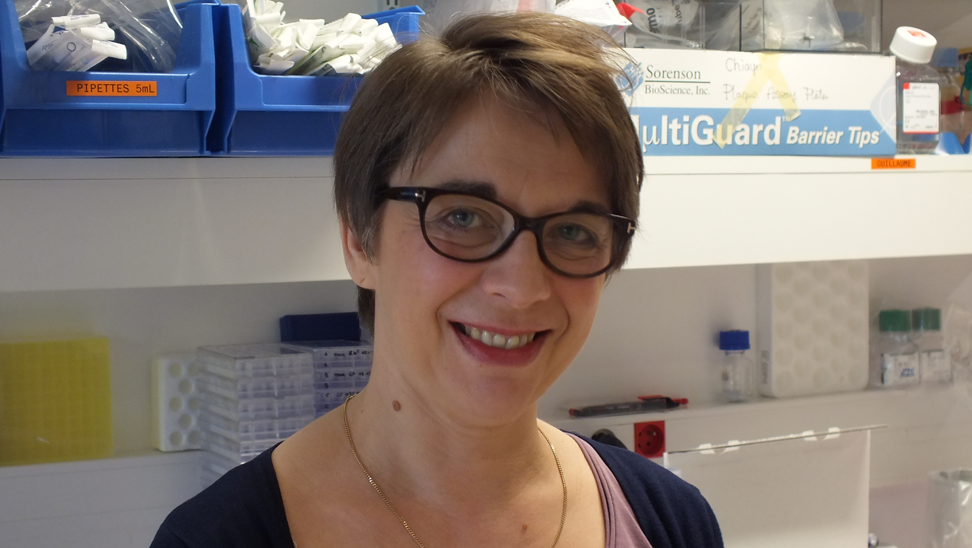 Catherine Isel Griffiths Research Institut Pasteur