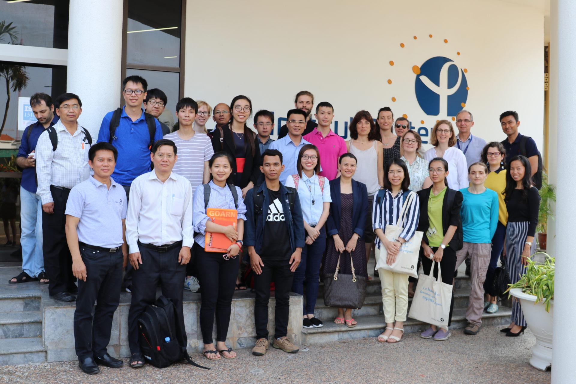 OITF Course Cambodia