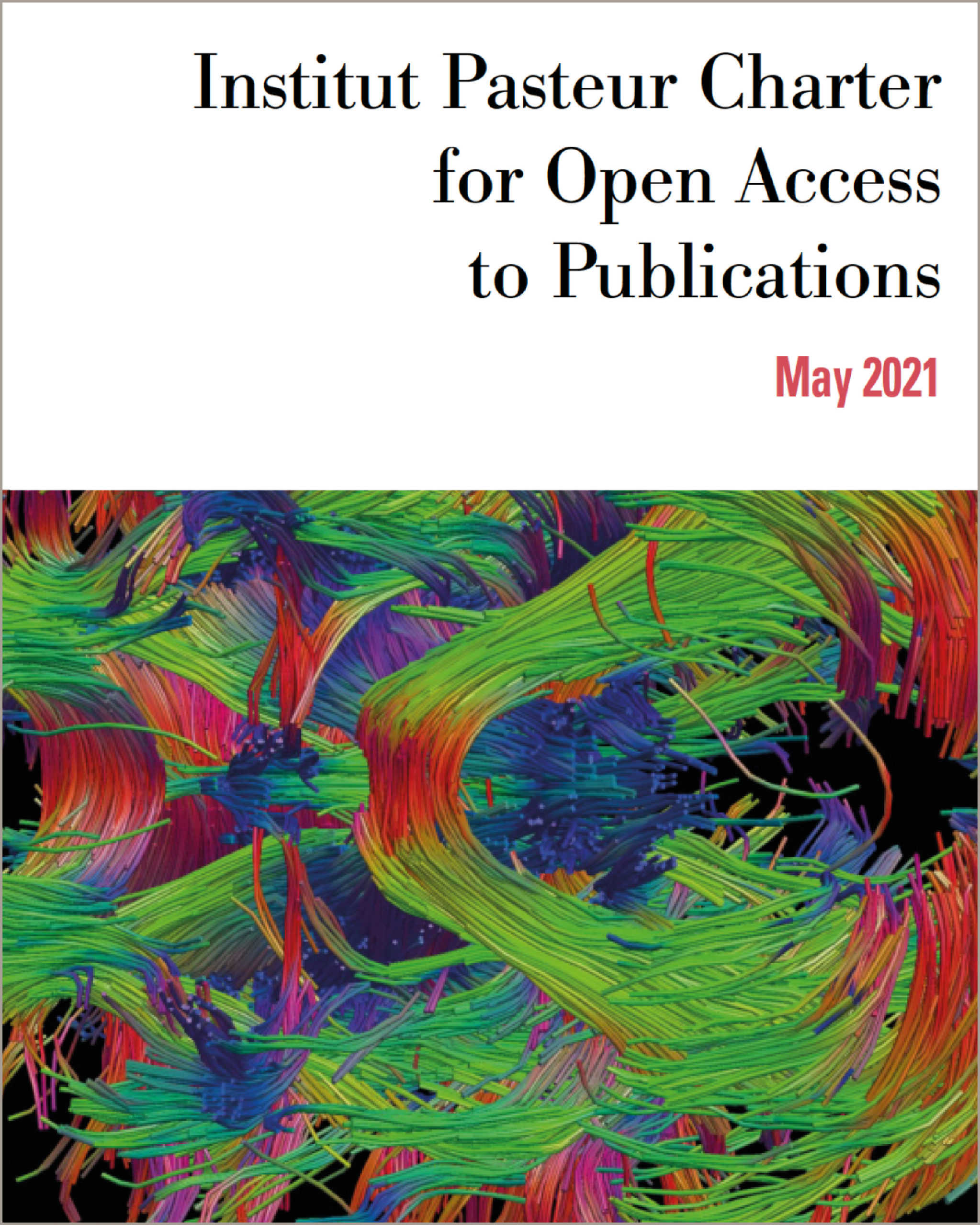 Institut Pasteur Charter for Open Access to Publications